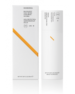 NEODERMA   BLUE BLOOD FACE TINTED SUNSCREEN SPF 30 - NATURAL