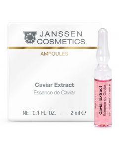 JANSSEN COSMETICS | AMPOULES CAVIAR EXTRACT - 3X AMPUL