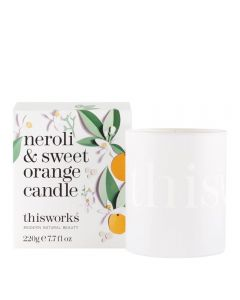 THIS WORKS | PETITGRAIN & JASMINE CANDLE