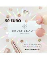 BRUSHBEAUTY cadeaubon | 10 EURO