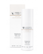 JANSSEN COSMETICS | FAIR SKIN BRIGHTENING NIGHT CARE