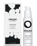 PRIORI Brightening Serum [Q+SOD fx220] | Even Tones Idebenone