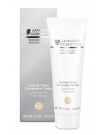 JANSSEN COSMETICS | DEMANDING SKIN OPTIMAL TINTED COMPLEXION CREAM SPF 10 - MEDIUM