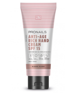 PRONAILS Anti-Age Rich Hand Cream SPF 15