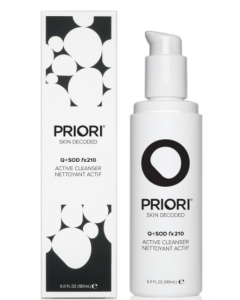 PRIORI SKIN DECODED | Q+SOD FX210 ACTIVE CLEANSER