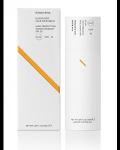 NEW FORMULA! NEODERMA BLUE BLOOD Face Tinted Sunscreen SPF 30 [BEIGE] | Blue Blood Sun Cream Beige SPF 30