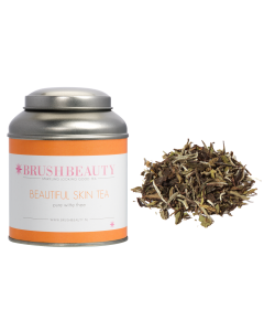 BRUSHBEAUTY beautiful skin tea & theeblik