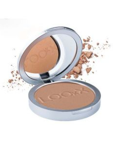 LOOKX | COMPACT POWDER - DEEP BEIGE
