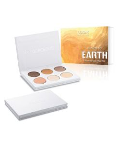 LOOkX Eyeshadow Palette Down to Earth
