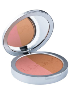 LOOkX Powder Bronzer Duo Blush