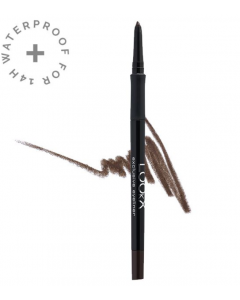 LOOKX | EXCLUSIVE EYELINER 08 CHOCOLATE - MATT