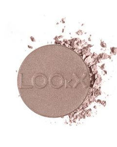 LOOKX | EYESHADOW NO. 134 TAUPE - PEARL+