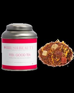BRUSHBEAUTY feel good tea & theeblik