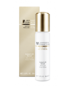 JANSSEN COSMETICS | MATURE SKIN INSTANT LIFT SERUM