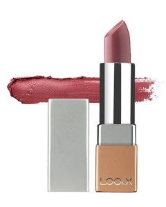 LOOkX Lipstick nr. 25 Metallic Rose pearl