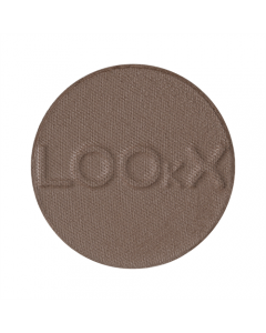 LOOkX Eyeshadow|Eyebrow powder nr. 121 Espresso matt