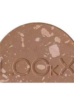 LOOkX Natural Velvet Mineral Bronzing Powder