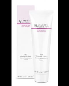 JANSSEN COSMETICS SENSITIVE SKIN Mild Cleansing Cream
