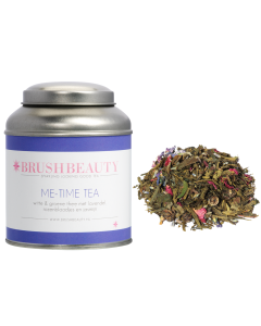 BRUSHBEAUTY me-time tea & theeblik