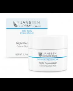JANSSEN COSMETICS DRY SKIN Night Replenisher