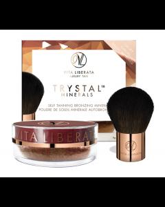 VITA LIBERATA Trystal Pressed Self Tanning Bronzing Minerals | Sun Kissed