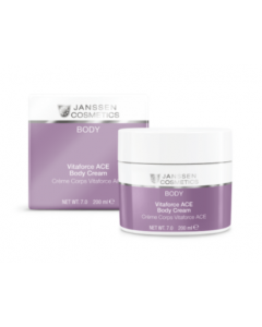 JANSSEN COSMETICS | BODY VITAFORCE ACE BODY CREAM
