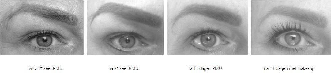 I did it! Permanente eyeliner en wenkbrauwen, lees hier mijn verhaal....