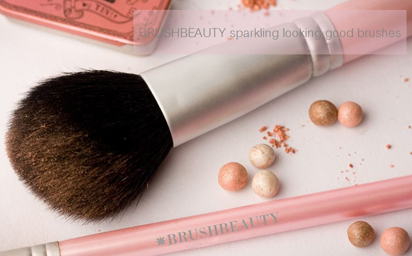 BRUSHBEAUTY sparkling looking good brushes