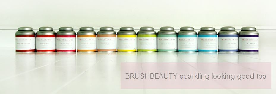 BRUSHBEAUTY sparkling looking good tea